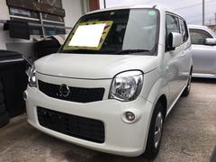 沖縄の中古車 日産 モコ 車両価格 44万円 リ済込 平成24年 10.2万K スノーパールホワイト