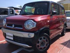 沖縄の中古車 スズキ ハスラー 車両価格 116万円 リ済別 平成27年 1.9万K レッドII