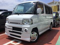 沖縄の中古車 三菱 タウンボックス 車両価格 69万円 リ済別 平成22年 7.7万K ホワイト
