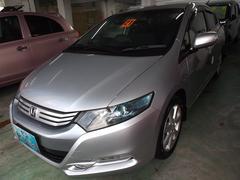 沖縄の中古車 ホンダ インサイト 車両価格 58万円 リ済込 平成21年 5.9万K シルバー