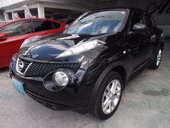 沖縄の中古車 日産 ジューク 車両価格 105万円 リ済込 平成24年 6.0万K ブラック