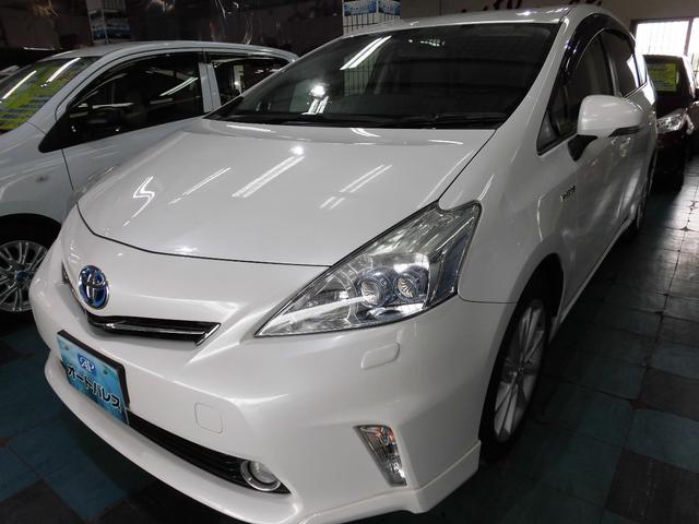 トヨタ Sツーリングセレクション ナビ TV バックモニター LED