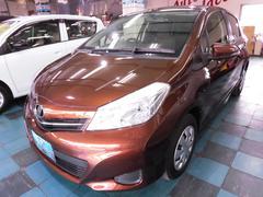 沖縄の中古車 トヨタ ヴィッツ 車両価格 73万円 リ済込 平成24年 3.5万K ブラウン