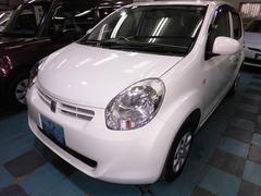 沖縄の中古車 トヨタ パッソ 車両価格 49万円 リ済込 平成23年 2.9万K ホワイト
