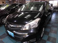 沖縄の中古車 トヨタ ヴィッツ 車両価格 68万円 リ済込 平成24年 3.9万K ブラックM