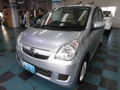 沖縄の中古車 ダイハツ ミラ 車両価格 42万円 リ済込 平成24年 6.3万K シルバーM