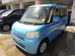 沖縄の中古車 ダイハツ タント 車両価格 52万円 リ済込 平成21年 7.9万K ライトブルーM
