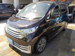 沖縄の中古車 日産 デイズ 車両価格 83万円 リ済込 平成25年 7.4万K ブラックM