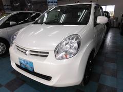 沖縄の中古車 トヨタ パッソ 車両価格 58万円 リ済込 平成25年 4.6万K パールM