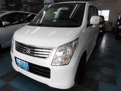 沖縄の中古車 スズキ ワゴンR 車両価格 68万円 リ済込 平成24年 6.6万K パール