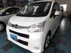沖縄の中古車 スバル ステラ 車両価格 63万円 リ済込 平成24年 7.2万K ホワイトM