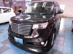 沖縄の中古車 トヨタ bB 車両価格 55万円 リ済込 平成20年 6.5万K ブラックM