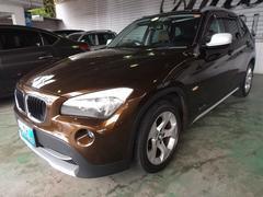 沖縄の中古車 BMW BMW X1 車両価格 128万円 リ済込 2011年 3.7万K ブラウンM