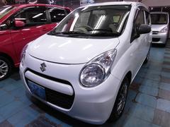 沖縄の中古車 スズキ アルトエコ 車両価格 43万円 リ済込 平成24年 6.4万K ホワイトII