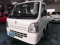 沖縄の中古車 スズキ キャリイトラック 車両価格 68万円 リ済込 平成27年 4.1万K ホワイト