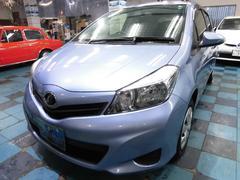 沖縄の中古車 トヨタ ヴィッツ 車両価格 59万円 リ未 平成24年 6.1万K ブルーM