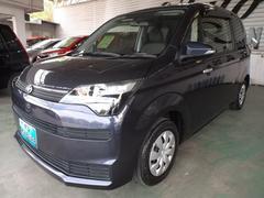 沖縄の中古車 トヨタ スペイド 車両価格 69万円 リ済込 平成24年 6.2万K パープルM