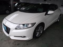 沖縄の中古車 ホンダ CR−Z 車両価格 88万円 リ済込 平成23年 7.8万K パールホワイト