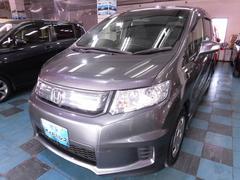 沖縄の中古車 ホンダ フリードスパイクハイブリッド 車両価格 108万円 リ済込 平成24年 4.8万K グレーM