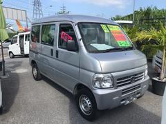沖縄の中古車 ホンダ アクティバン 車両価格 20万円 リ済込 平成23年 17.0万K シルバー