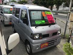 沖縄の中古車 日産 クリッパーバン 車両価格 23万円 リ済込 平成23年 13.4万K ホワイト