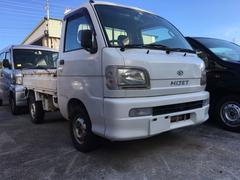 沖縄の中古車 ダイハツ ハイゼットトラック 車両価格 19万円 リ済込 平成16年 23.8万K ホワイト