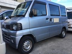沖縄の中古車 日産 クリッパーバン 車両価格 22万円 リ済込 平成23年 13.0万K シルバー