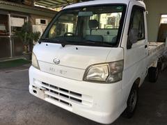 沖縄の中古車 ダイハツ ハイゼットトラック 車両価格 21万円 リ済込 平成17年 18.4万K ホワイト