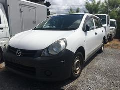 沖縄市 ハヤマ自動車 マツダ ファミリアバン  ホワイト 11.2万K 平成22年