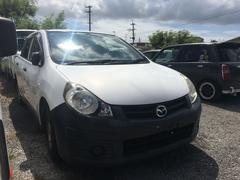 沖縄市 ハヤマ自動車 マツダ ファミリアバン  ホワイト 16.0万K 平成22年