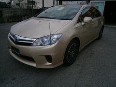 沖縄の中古車 トヨタ SAI 車両価格 98万円 リ済別 平成22年 6.3万K ゴールドM
