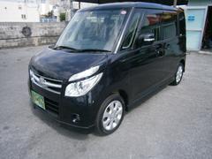 沖縄の中古車 スズキ パレット 車両価格 49万円 リ済別 平成20年 9.8万K ブラックM