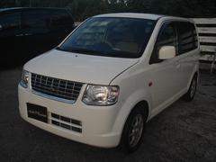 沖縄の中古車 三菱 eKワゴン 車両価格 35万円 リ済別 平成23年 9.5万K ホワイト