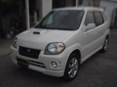 沖縄の中古車 スズキ Keiスポーツ 車両価格 29万円 リ済込 平成14年 16.7万K パールM