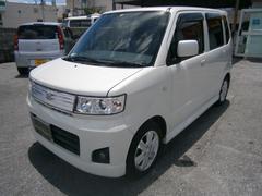 沖縄の中古車 スズキ ワゴンR 車両価格 39万円 リ済別 平成20年 9.2万K パールM