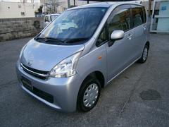 沖縄の中古車 ダイハツ ムーヴ 車両価格 39万円 リ済別 平成24年 10.0万K シルバー