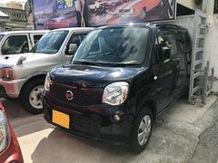 沖縄の中古車 日産 モコ 車両価格 47万円 リ済込 平成24年 8.6万K ブラック
