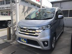沖縄の中古車 日産 デイズ 車両価格 58万円 リ済込 平成25年 9.0万K クールシルバーM