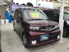 沖縄の中古車 ホンダ ゼストスパーク 車両価格 55万円 リ済込 平成24年 9.4万K パープル
