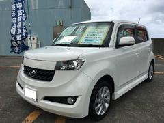 沖縄の中古車 トヨタ bB 車両価格 59万円 リ済込 平成21年 8.0万K ホワイト