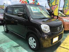 沖縄の中古車 日産 モコ 車両価格 69万円 リ済込 平成23年 7.0万K アーバンブラウンPM