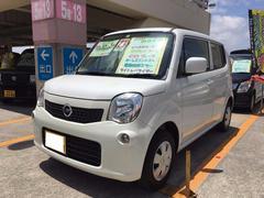 沖縄の中古車 日産 モコ 車両価格 69万円 リ済込 平成23年 9.1万K パールM