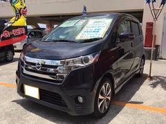 沖縄の中古車 日産 デイズ 車両価格 79万円 リ済込 平成25年 8.2万K グレーM