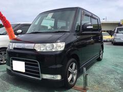 沖縄の中古車 ダイハツ タント 車両価格 49万円 リ済込 平成19年 9.9万K ブラック