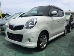 沖縄の中古車 スズキ MRワゴン 車両価格 39万円 リ済込 平成20年 6.3万K ホワイト