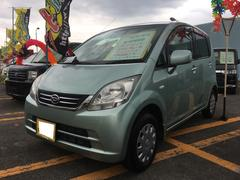 沖縄の中古車 ダイハツ ムーヴ 車両価格 39万円 リ済込 平成21年 10.3万K ハーブグリーンM