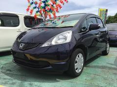 沖縄の中古車 ホンダ フィット 車両価格 49万円 リ済込 平成21年 8.7万K パープル
