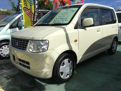 沖縄の中古車 三菱 eKワゴン 車両価格 29万円 リ済込 平成22年 9.1万K ペールベージュソリッド