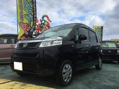 沖縄の中古車 ホンダ ライフ 車両価格 49万円 リ済込 平成23年 6.2万K ナイトホークブラックパール
