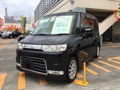 沖縄の中古車 ダイハツ タント 車両価格 49万円 リ済込 平成19年 9.5万K ブラックマイカ